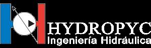 Logo Hydropyc blanco