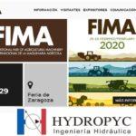 Inegeniería Hidraúlica Hydropyc en FIMA 2020