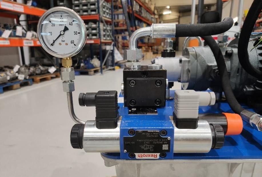 circuito de refrigeración hidráulico